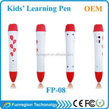 Most Popular High Quality digital quran with smart pen 4GB 8gb with CE ROHS