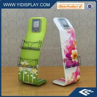 Portable aluminum ipad kiosk stand Ipad floor stand Ipad stand