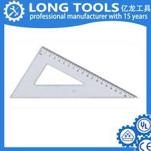 Manufacture High Quality New Style brand ruler plastic ruler for student measuring