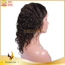 Thin Skin Small Cap Full Lace Wigs With Baby Hair Pictures