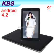 "Very Cheap And Hot Sale Quad Core Tablet 9"" 3G Wifi Bluetooth GPS TV"