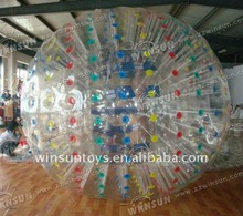 2012 Exciting Zorb Ball For Sales,Water Balls For Amusements Park
