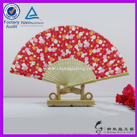made in vietnam products handmade craft from waste material bamboo fan