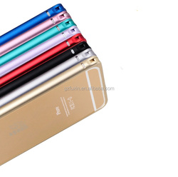 Ultra Thin Slim Full Aluminum bumper case Metal case for iPhone 6