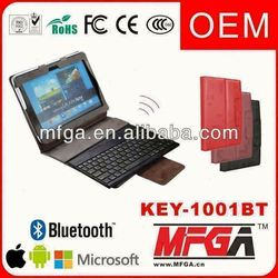 leather keyboard case for ipad 2
