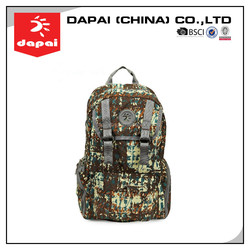 2015 BSCI Audit Backpack Manufacturers China Military Backpack