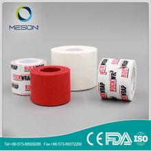 colored medical zinc oxide plaster tape latex free plaster striper sport tape
