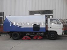 dongfeng 145 street cleaning equipment /sweeper truck