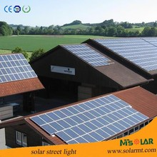 High quality photovoltaic 50kw off-grid solar power Station