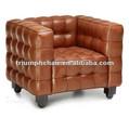 Triunfo sofá inflable/sofá de la esquina/moderno sofá de cuero