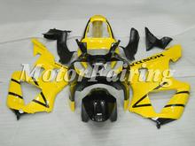 for honda 2000 cbr900rr body kit cbr 929 cbr 900 rr cbr900 rr cbr 900rr 929 2000-2001 yellow black cbr900rr fairing