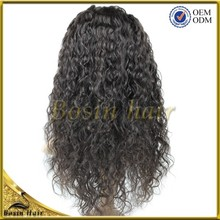 factory price!!! brazilian human no mixed hair silk base full lace wig,with good quality
