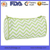 promotional beautiful Chevron cosmetic case and cosmetic Bag