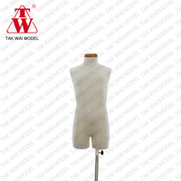 Other cloth cover Wire head Removeable head Wooden top design dummy