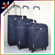 Factory wholesale Stock Cheap 3pcs luggage set trolley suitcase