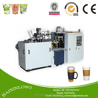 factory manufacturer CE high speed to produce thickness paper automatic paper dona making machine