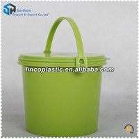 Small Plastic Bucket With Lid