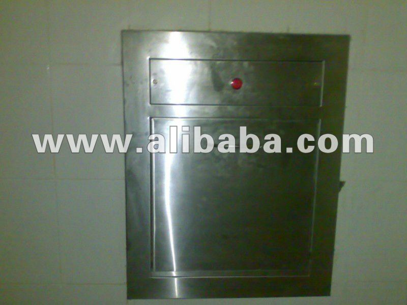Garbage Chute Fire : Garbage chute door buy product on alibaba