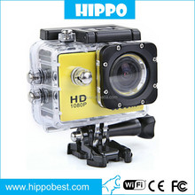 waterproof case include sport camera sj4000 extreme sport camera hd for bike,motor,hiking,surfing,sports