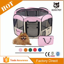 NICE PLASTIC PLAYPEN COLORFUL AVAILABLE DOG PALYPEN