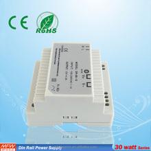 Hot sale DR-30-12 30W power supplies switch mode din rail power supply 5V 12V 15V 24V AC/DC Converters