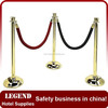 Top selling products 2015 queue rope stanchion for sale