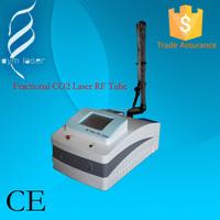 beijing dym online hot sale rf tube fractional co2 laser vagina tightening fractional CO2 laser
