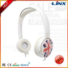 design headphone stereo headset headphones