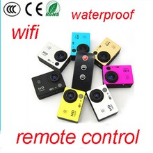 1.5 inch h.264 1080p sj4000 wifi with remote control action camera, g-sensor sj4000 sport action camera, sj4000 front cover