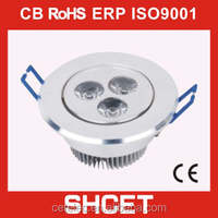 round led pop concealed ceiling light