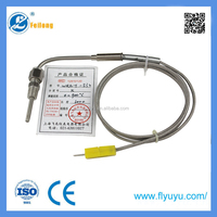 Feilong gas stove oven grill k type thermocouple temperature sensor exhaust probe plug connector price