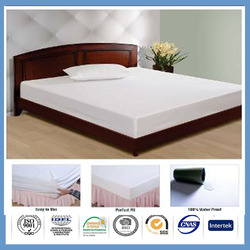 Knitted Technics and Terry Cloth Material medical mattress cover waterproof