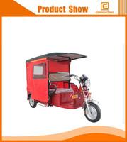 three wheeled electric vehicle 2014 cheap bajaj auto rickshaw passenger tuk tuk