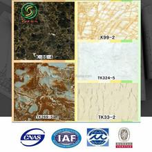Décorative panneaux de fibers de ciment intérieure bardage