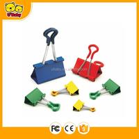 Plastic Handle Binder Clips