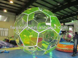 hot sale inflatable water walking ball, inflatable water ball for game