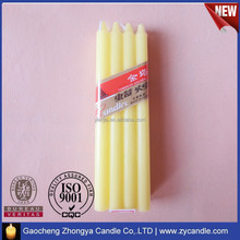 paraffin candle wax 100% yellow colored made in China exported pillar