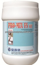 Probiotic feed supplement for veterinary