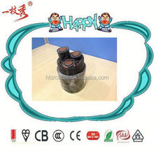 0.6/1KV high quality XLPE insulated PVC sheath copper cable 120mm