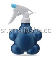 NEW DESIGN 300ml Cosmetic Packaging Sprayer bottle Plastic Spray Bottle salon care trigger