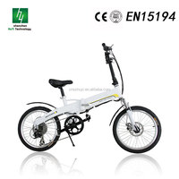 Manufacturers direct2016 new high quality low price folding e-bike