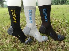 Wholesale custom crew basketball elite socks manufacturer