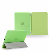 Hot selling smart cover case for ipad air case paypal