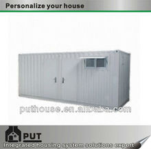 self assemble modular container office