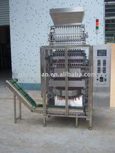 Multi Lanes Back Side Seal Granule/grains/coffee/salt/sugar/seasoning/desiccant Packing Machine