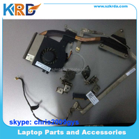Wholesale For Dell Vostro 3400 laptop case shell/lcd hinge/cpu cooler fan/flex cable/DC Jack