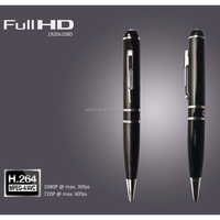 1920*1080p full HD mini pen camera pen with camera