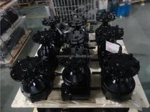 Center pivot worm gear motor 50 : 1 ratio gearbox