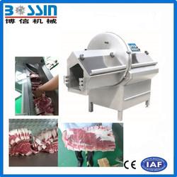 pork ribs/steak/pork chops cutting slicer shredder machine