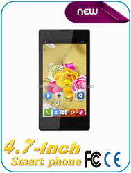 High quality 4.7-Inch Android 4.2 3G Smartphone(Dual Core 1.3GHz,WiFi,Bluethooth,Dual SIM) (White)